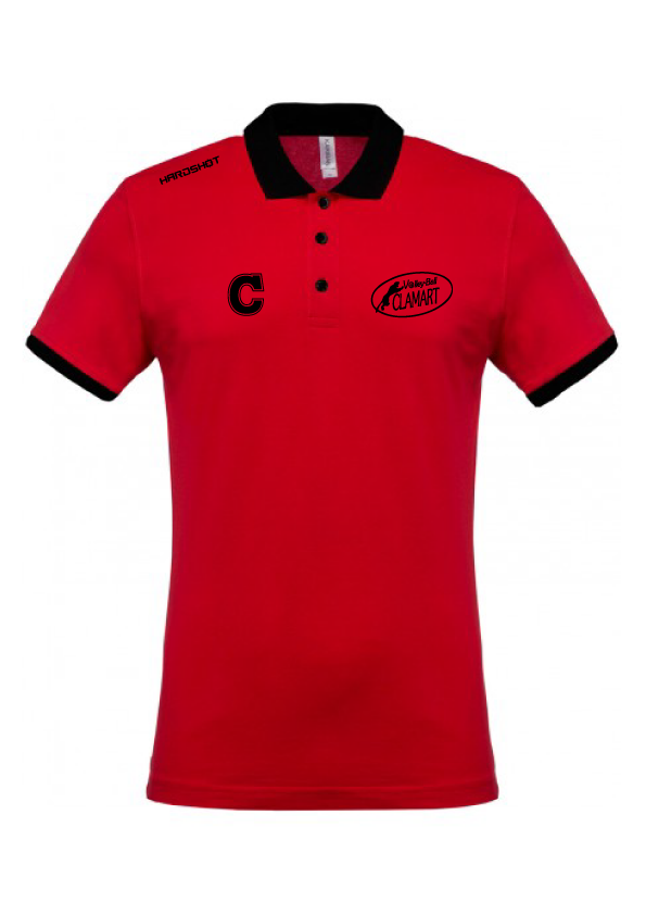 Polo coach rouge